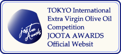 TOKYO International Extra Virgin Olive Oil Competition JOOTA AWARDS Official Website